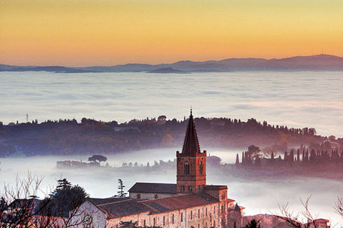 EVENTS IN PERUGIA JANUARY 2015