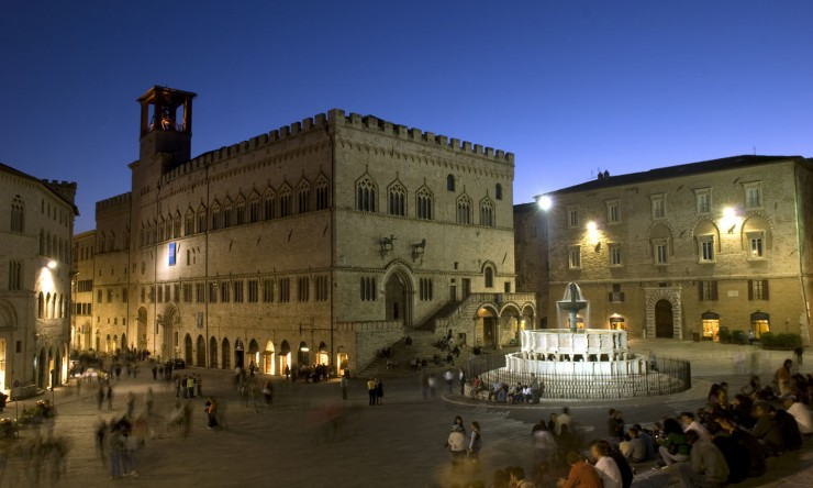 EVENTS IN PERUGIA APRIL 2015