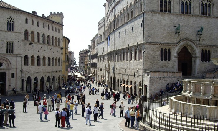 EVENTS IN PERUGIA – April 2014