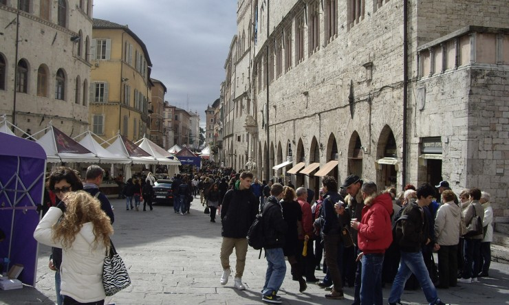 EVENTS IN PERUGIA FEBRUARY 2015
