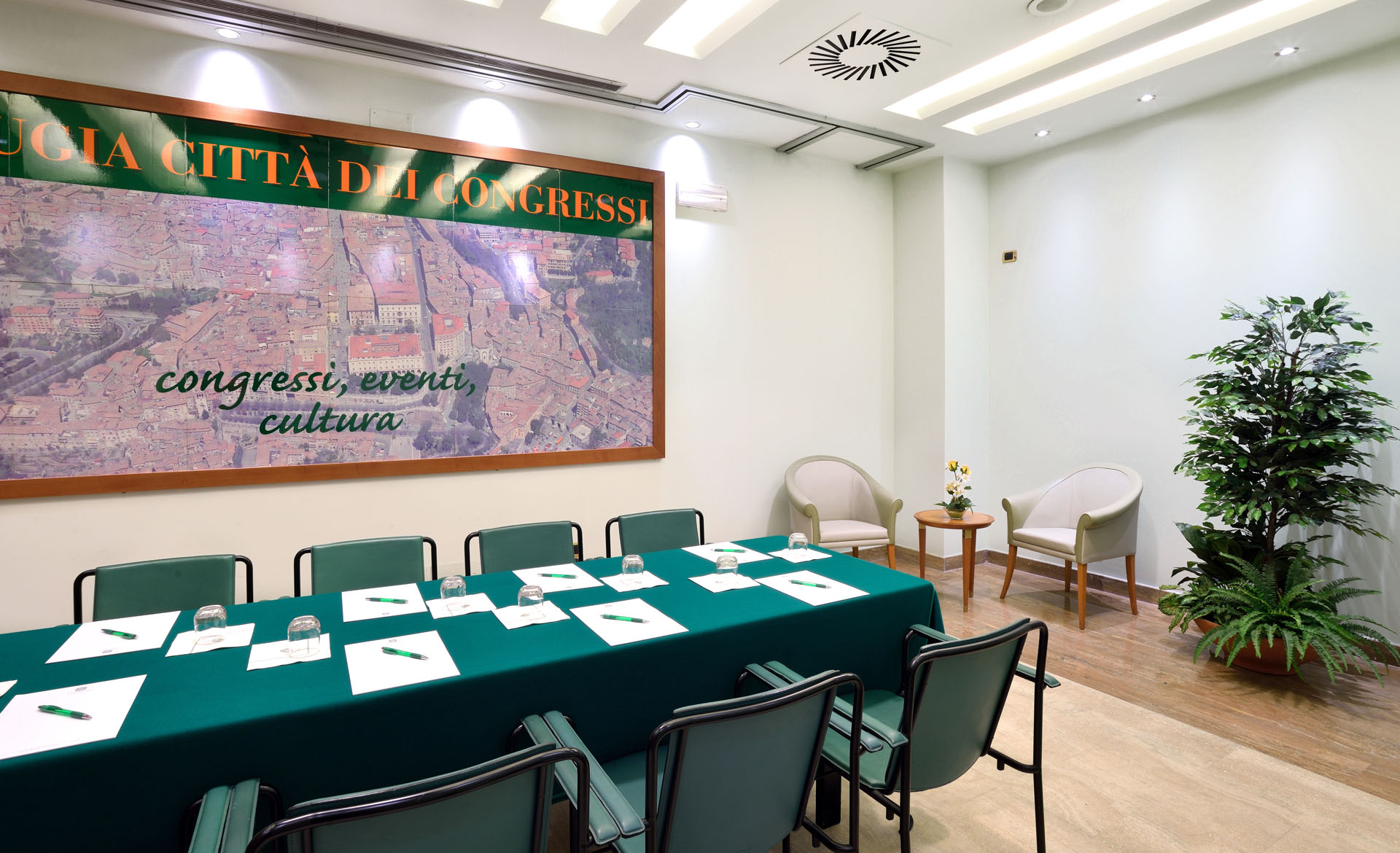 Conferences - Hotel Sangallo Umbria