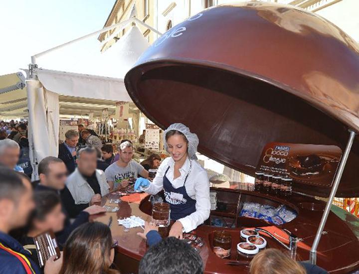 offer Eurochocolate Perugia