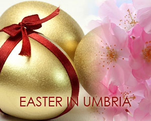 Special offer Easter in Umbria