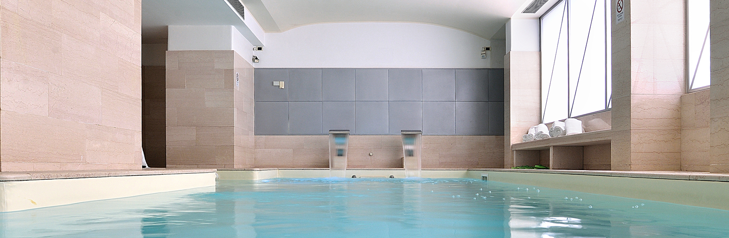 Indoor Pool Hotel Sangallo Palace